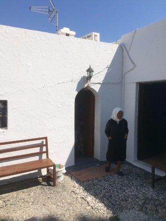 Archangelos, Grecia: gardienne