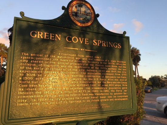 Green Cove Springs
