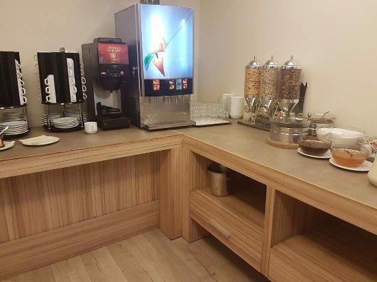 โรงแรมอาเรธูซา: Breakfast