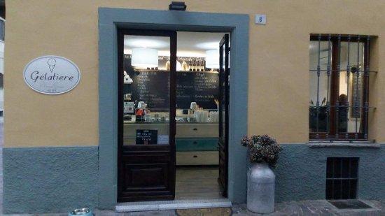 Carignano, Italy: Marco Serra Gelatiere