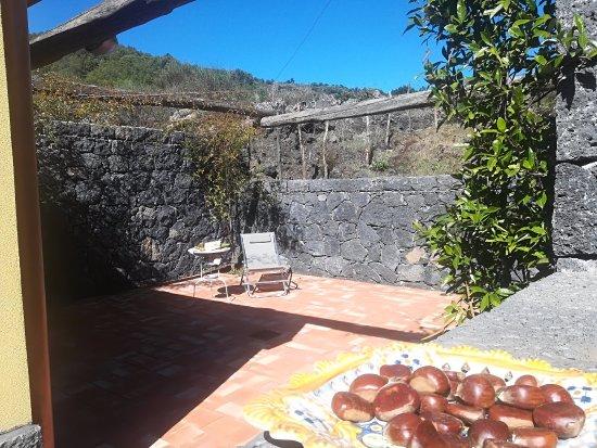 Sant'Alfio, Italia: area relax
