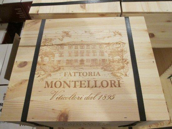 Fucecchio, อิตาลี: cassa da sei in legno