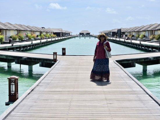 Paradise Island Resort & Spa: Water Villas