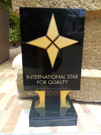 Fang Fang Hotel: Recognised as an international star hotel with stardard quality