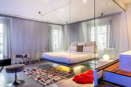 kube hotel updated 2018 prices reviews photos paris france tripadvisor. Black Bedroom Furniture Sets. Home Design Ideas