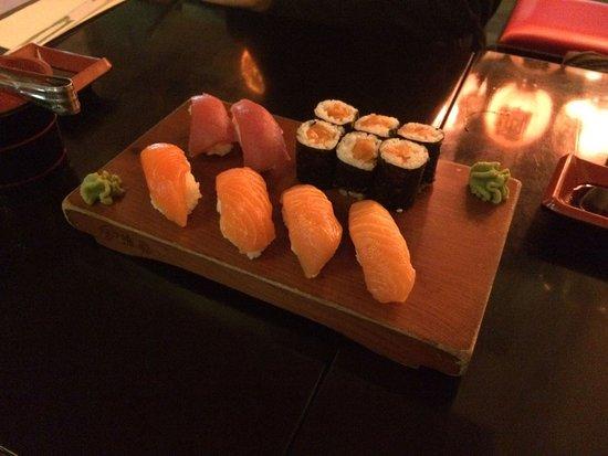 sushi te k ln restaurantanmeldelser tripadvisor. Black Bedroom Furniture Sets. Home Design Ideas