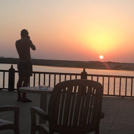 The Cove Rotana Resort Ras Al Khaimah: View from our villa Terrace