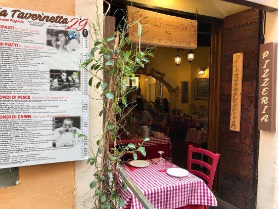 Best option in Trastevere