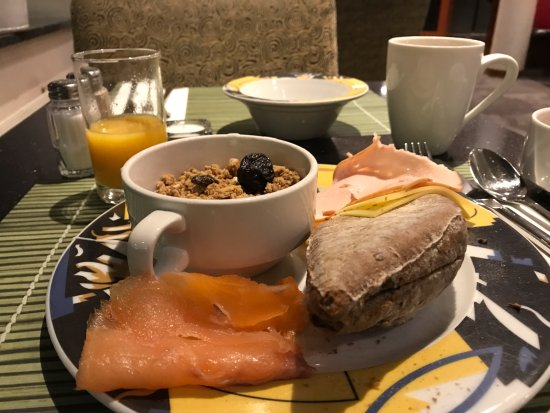 Hengelo, The Netherlands: Breakfast