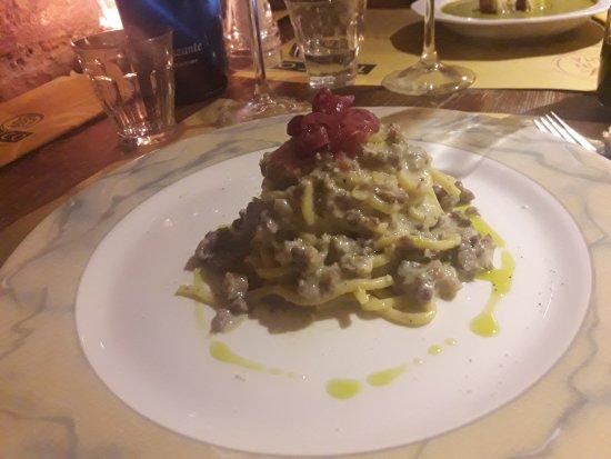 Tipico Osteria dei Sensi: 20171008_210854_large.jpg