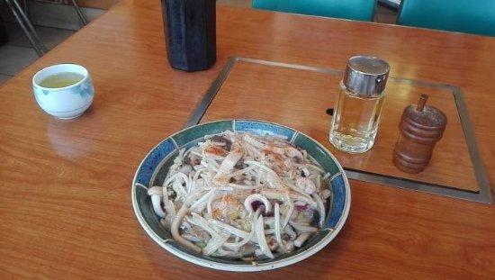 Annaka, Япония: 皿うどん