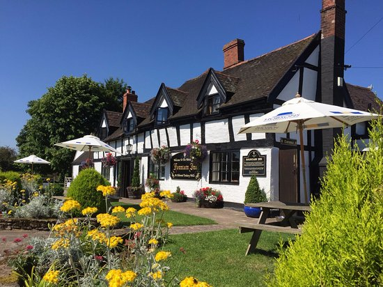 Tenbury Wells, UK: Beautiful looking olde English pub