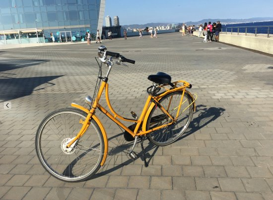 Color Bikes Barcelona