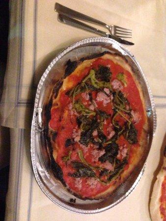Anzola dell'Emilia, Italy: Pizza senza glutine