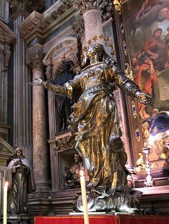 Duomo di Napoli : Within the San Gennaro Chapel