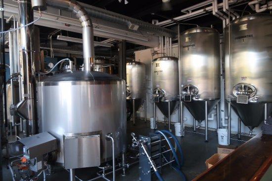 Μίλφορντ, Μίσιγκαν: Brewing vats