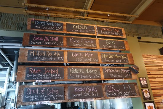 Milford, MI: What's on tap