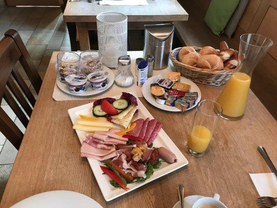 Windorf, Allemagne : Frühstück für zwei!