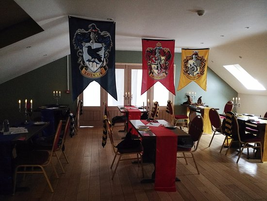 St Clears, UK: Wizards' Tea