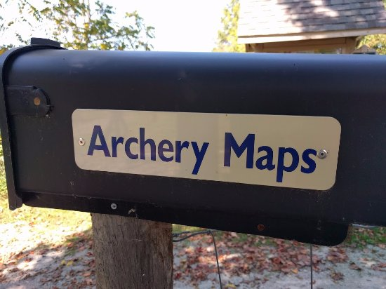 Holly, MI: They give out free walking and archery maps