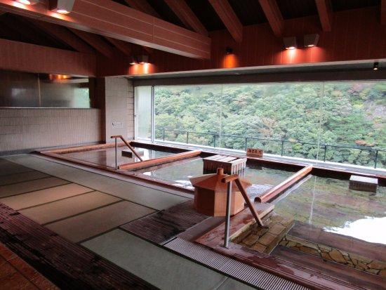 Koriyama, Japonia: 展望風呂