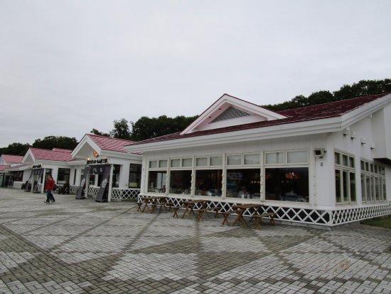 Bandai-machi, Japan: 施設全景