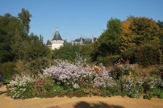 Domain of Chaumont-sur-Loire: LE CHATEAU DANS UN GRAND ECRIN