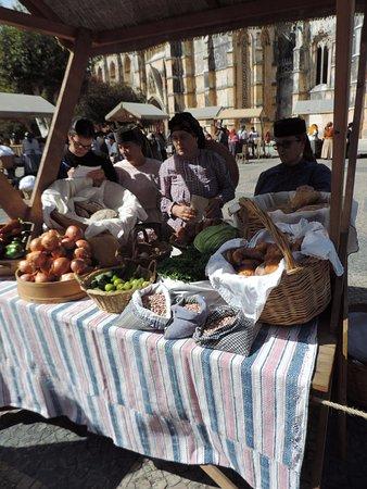 Batalha, Portogallo: Batlaho farmers-fair 2