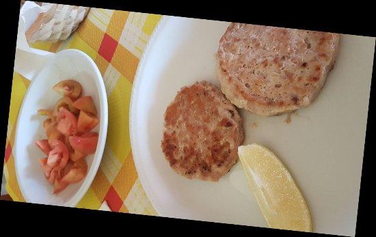 Ламеция-Терме, Италия: Hamburger di tacchino 🔝