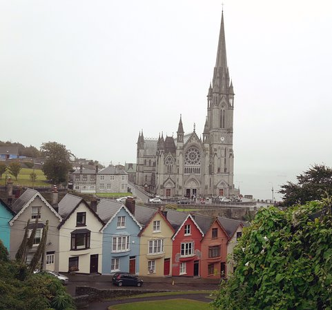 Cobh, Ireland: Vistas.