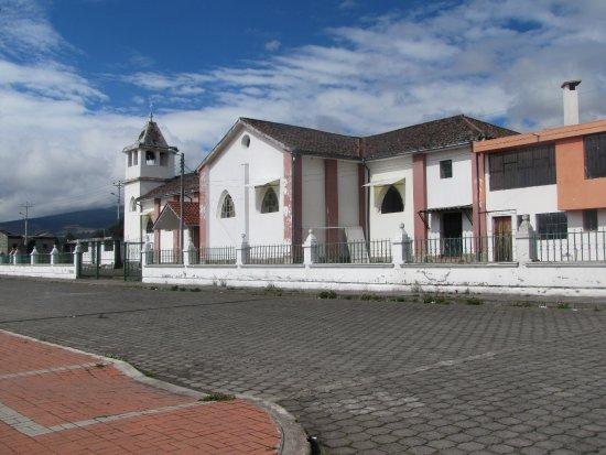 Machachi, Ecuador: ElChaupi church