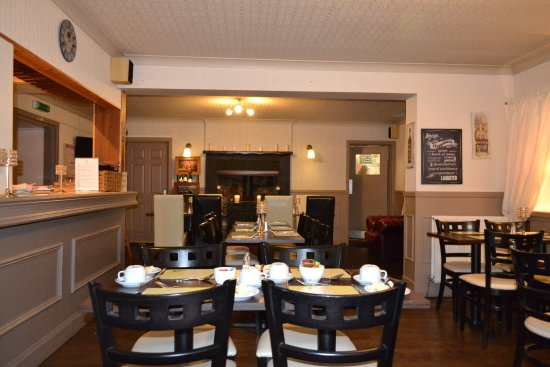Blairgowrie, UK: Restaurant