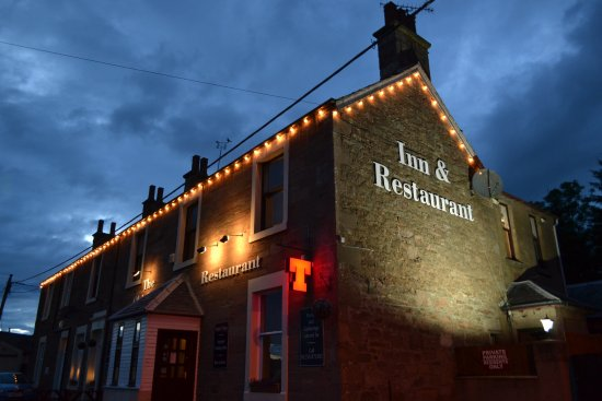 Blairgowrie, UK: Welcome to The Old Cross Inn