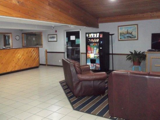 Missouri Valley, IA: Hall / Réception