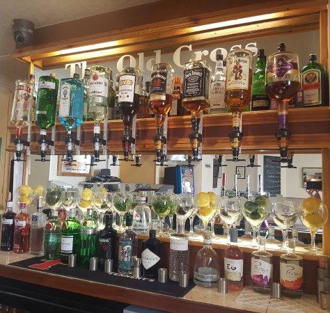 Blairgowrie, UK: Gin @ The Inn