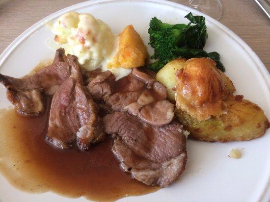 Faringdon, UK: Sunday Lunch