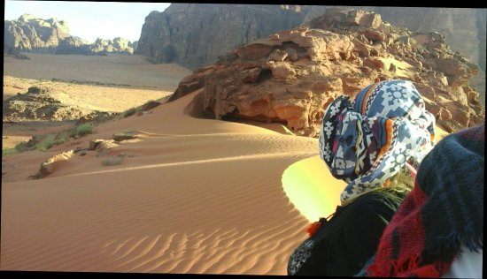 East Jordan, MI: Aqaba tourist taxi