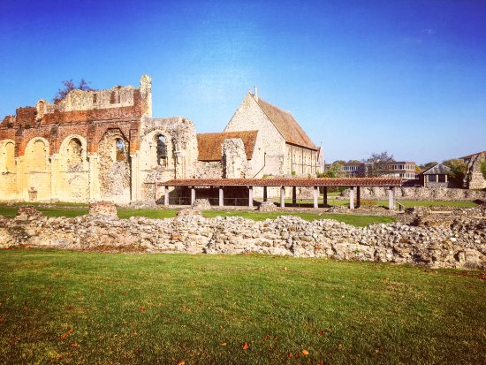 ‪St. Augustine's Abbey‬