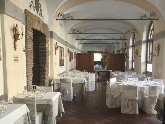 Campagnano di Roma, Ιταλία: Sala pranzo