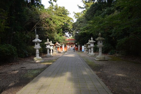 Ikisu Shrine Photo