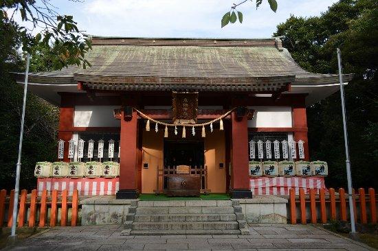 Ikisu Shrine Image