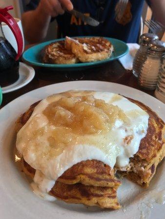 Phoenicia, NY: Pancakes!