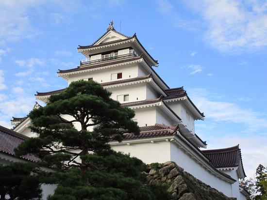 Castle Tower Local Museum of Wakamatsu Castle: 鶴ヶ城