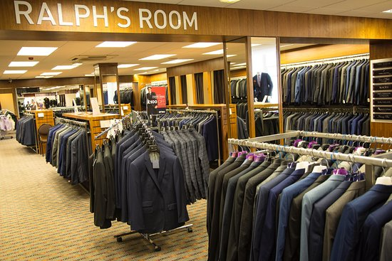 1b14b7f0b One-stop shop for suits and boots in Glasgow - Slater Menswear ...
