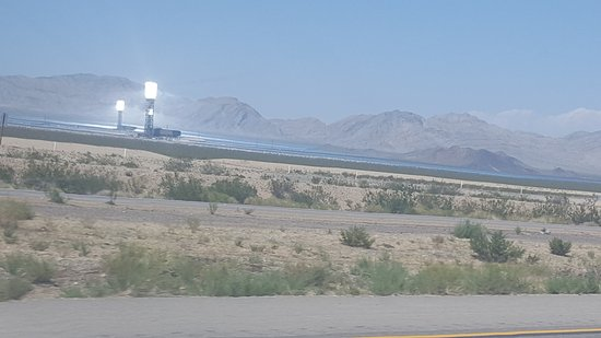 Nipton, CA: going towards Vegas