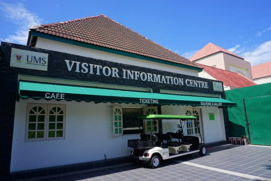 EcoCampus Visitor Information Centre UMS