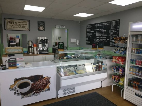 Cwmbran, UK: Fresh Tea & Coffee's including Cappuccino, Mocha, Latte, Espresso