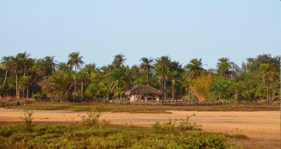 Kafountine, เซเนกัล: Lagune
