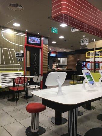 Mcdonalds Bishop Auckland Maude Tce Restaurant Reviews