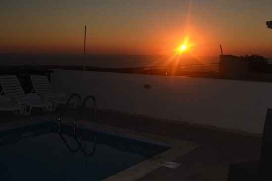 Club St. George Resort: Sunset